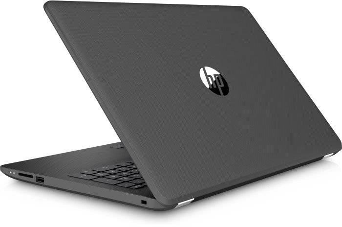 """Ноутбук 15.6"""" HP 15-bs041ur серый (1VH41EA) - фото 4"""