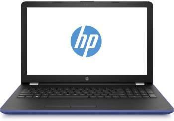 Ноутбук HP 15-bs058ur, процессор Intel Core i3 6006U, оперативная память 4Gb, жесткий диск 500Gb, видеокарта Intel HD Graphics 520, диагональ 15.6, 1366x768, Windows 10, синий (1VH56EA)