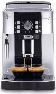 Кофемашина Delonghi ECAM21.117.SB серебристый/черный (0132213086)