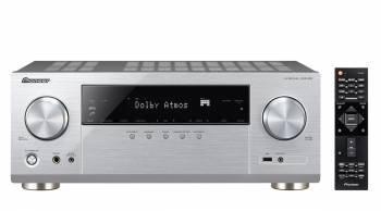 Ресивер AV Pioneer VSX-932-S 7.2 серебристый