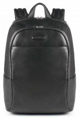 Рюкзак Piquadro Modus черный, кожа натуральная (CA3214MO/N)