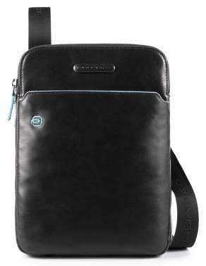Сумка для ноутбука Piquadro Blue Square CA3978B2 / N черный натур.кожа