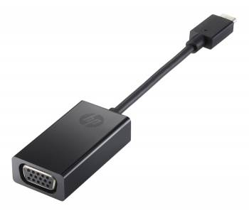 Переходник HP USB Type C-VGA черный (P7Z54AA)