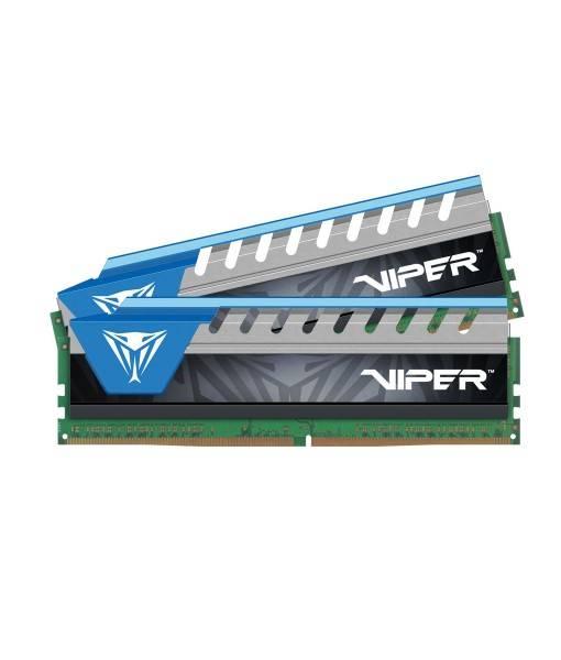 Модуль памяти DIMM DDR4 2x8Gb Patriot PVE416G266C6KBL - фото 2