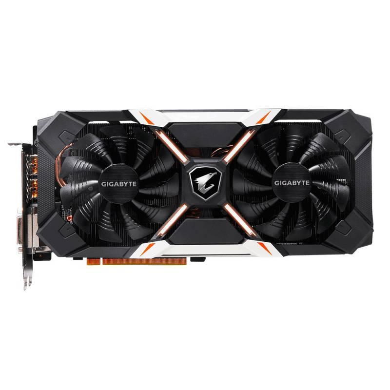 Видеокарта Gigabyte AORUS X GeForce GTX 1060 6G 6144 МБ (GV-N1060AORUS X-6GD) - фото 3