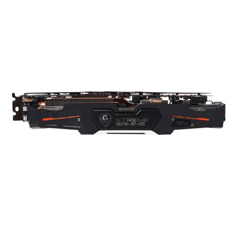 Видеокарта Gigabyte AORUS X GeForce GTX 1060 6G 6144 МБ (GV-N1060AORUS X-6GD) - фото 5