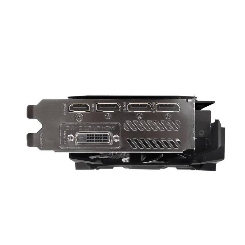 Видеокарта Gigabyte AORUS X GeForce GTX 1060 6G 6144 МБ (GV-N1060AORUS X-6GD) - фото 7