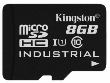 Карта памяти microSDHC 8Gb Class10 Kingston SDCIT / 8GB