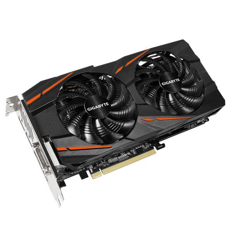 Видеокарта Gigabyte Radeon RX 580 Gaming 8G 8192 МБ (GV-RX580GAMING-8GD) - фото 2
