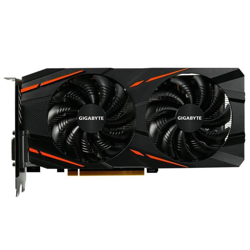 Видеокарта Gigabyte Radeon RX 580 Gaming 8G 8192 МБ (GV-RX580GAMING-8GD) - фото 3