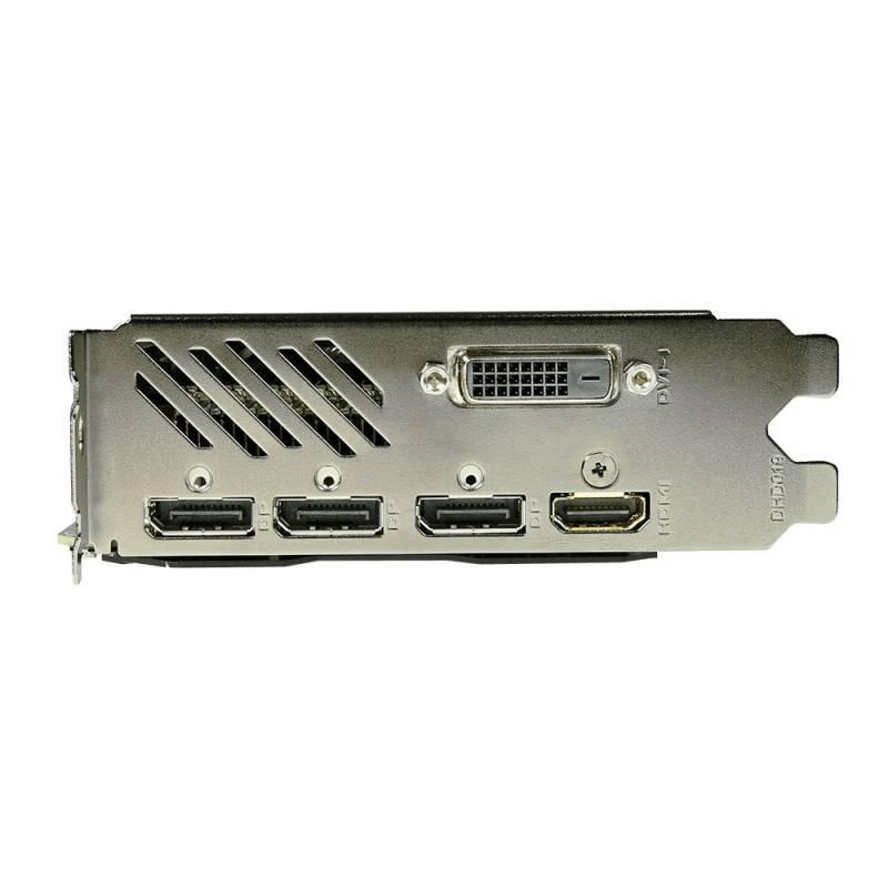 Видеокарта Gigabyte Radeon RX 580 Gaming 8G 8192 МБ (GV-RX580GAMING-8GD) - фото 6