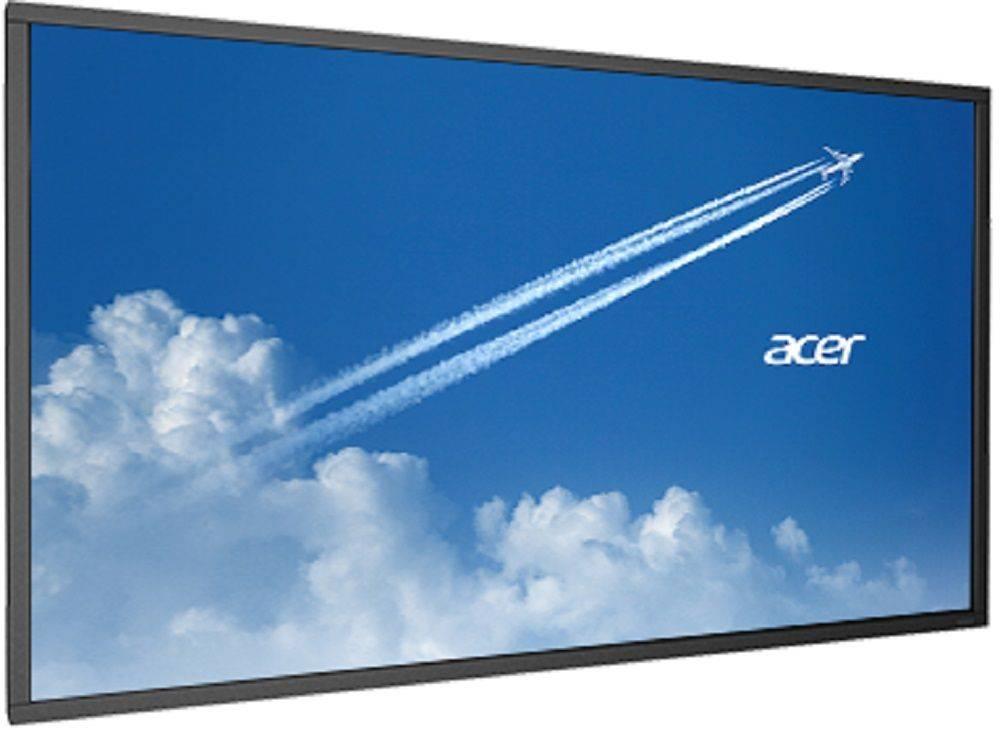 """Профессиональная LCD панель 65"""" Acer DV653bmidv черный (UM.ND0EE.009) - фото 2"""
