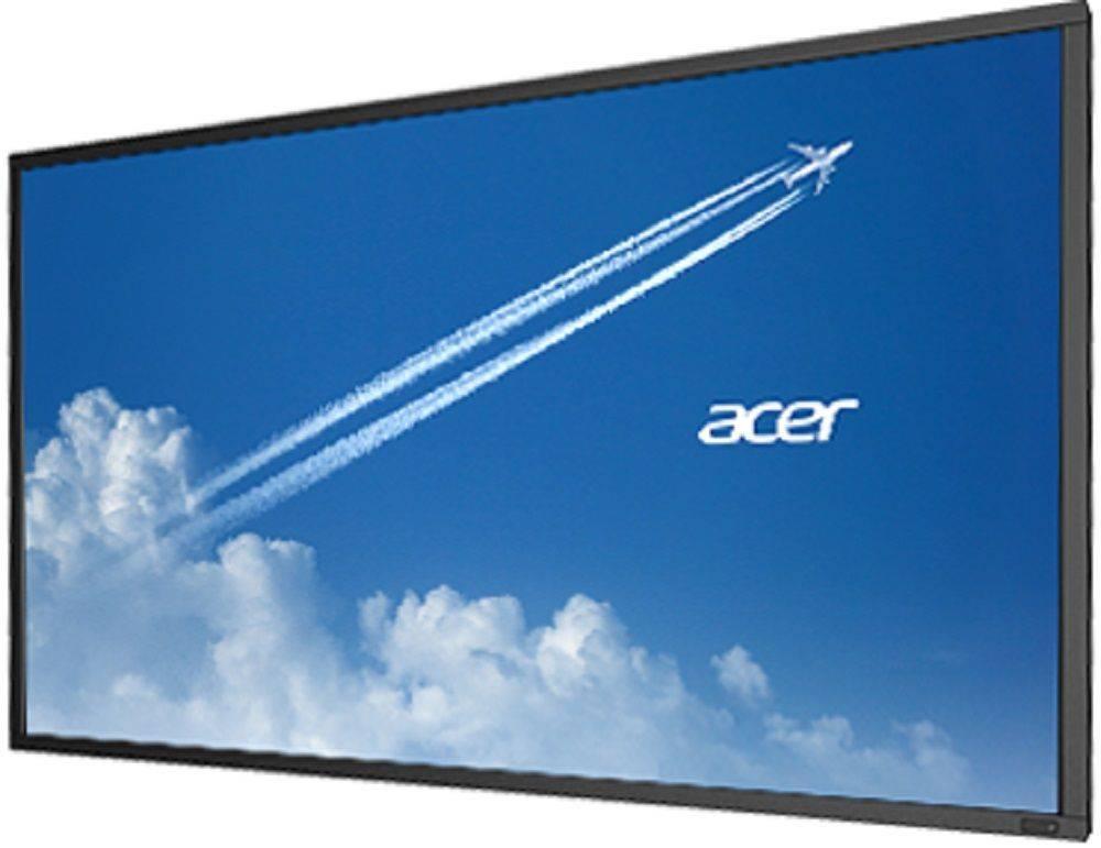 """Профессиональная LCD панель 65"""" Acer DV653bmidv черный (UM.ND0EE.009) - фото 3"""