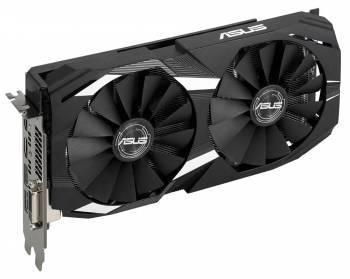 Видеокарта Asus Radeon RX 580 4096 МБ (DUAL-RX580-O4G)