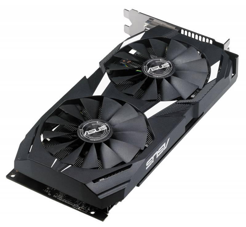 Видеокарта Asus Radeon RX 580 4096 МБ (DUAL-RX580-O4G) - фото 3