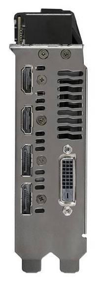 Видеокарта Asus Radeon RX 580 4096 МБ (DUAL-RX580-O4G) - фото 5