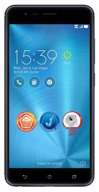 Смартфон Asus ZenFone 3 Zoom ZE553KL 64ГБ черный