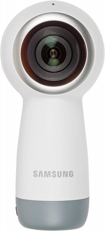 Камера Samsung Gear 360 (2017) белый (SM-R210NZWASER) - фото 1
