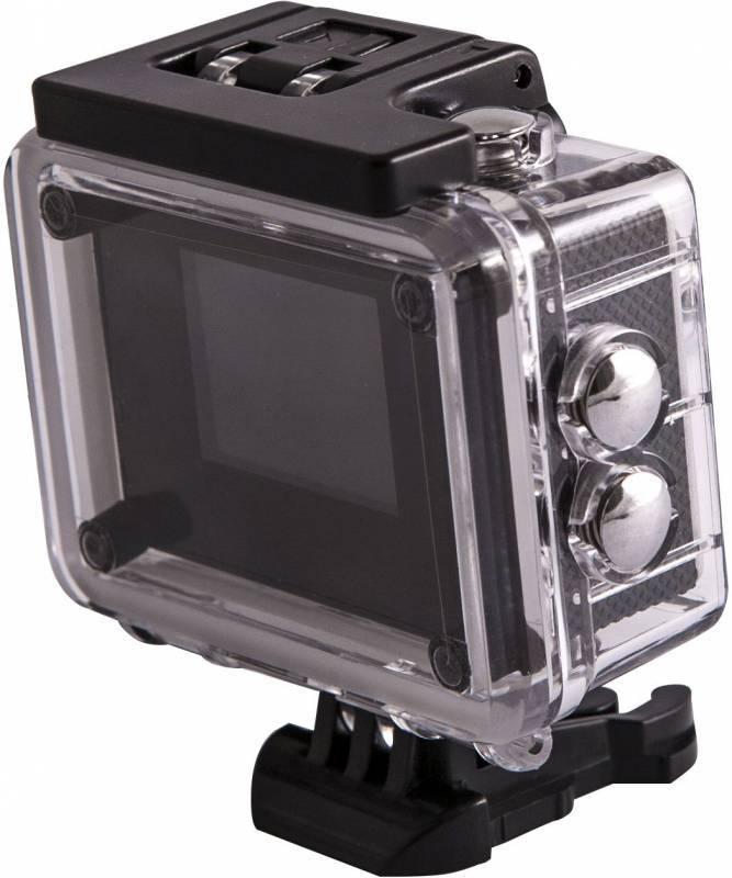 Экшн-камера Smarterra B4 серебристый - фото 3