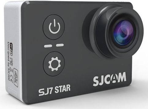Экшн-камера SJCam SJ7 Star черный - фото 1