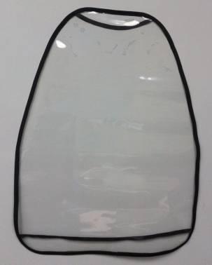 Экран на спинку кресла Wiiix ZAN-FS-T