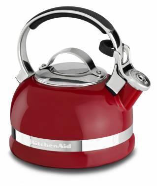 Чайник металлический KitchenAid KTEN20SBER красный