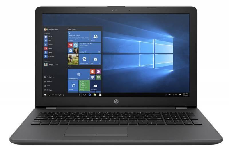 "Ноутбук 15.6"" HP 250 G6 (1WY61EA) темно-серебристый - фото 1"