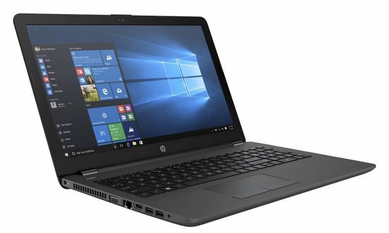 "Ноутбук 15.6"" HP 250 G6 (1WY61EA) темно-серебристый - фото 2"
