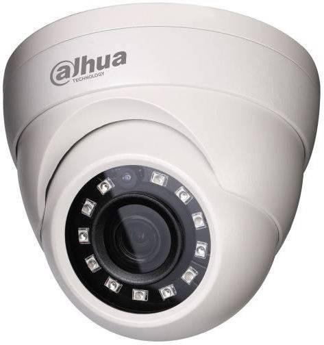 Камера видеонаблюдения Dahua DH-HAC-HDW1200MP-0360B-S3 белый - фото 1