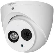 Камера видеонаблюдения Dahua DH-HAC-HDW1220EMP-A-0280B-S3 белый - фото 1
