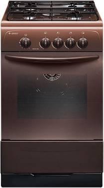 Плита газовая Gefest 3200-08 К43 коричневый