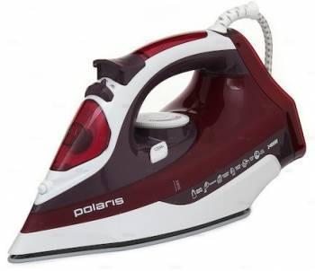 Утюг Polaris PIR 2488K бордовый (PIR2488K)