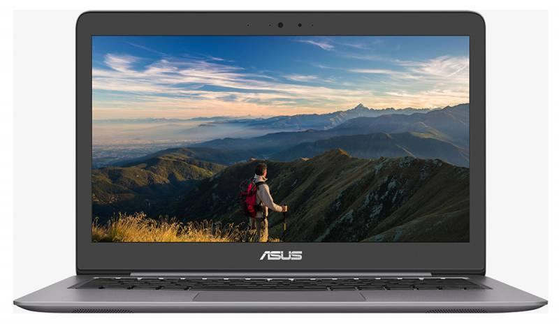 """Ноутбук 13"""" Asus Zenbook UX310UA-FC647T (90NB0CJ1-M12160) серый - фото 1"""