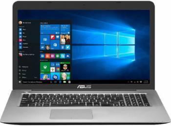 Ноутбук 17.3 Asus X756UW-T4081T (90NB0C43-M00850) серый