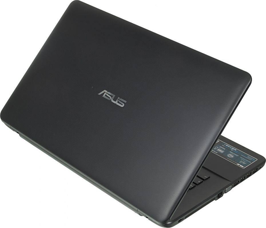 """Ноутбук 17.3"""" Asus X751NA-TY027 (90NB0EA1-M00380) черный - фото 2"""