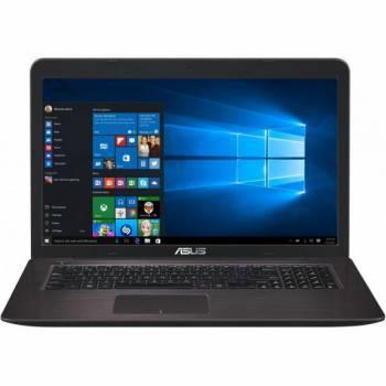 Ноутбук 17.3 Asus X756UV-TY388T (90NB0C71-M04370) темно-коричневый