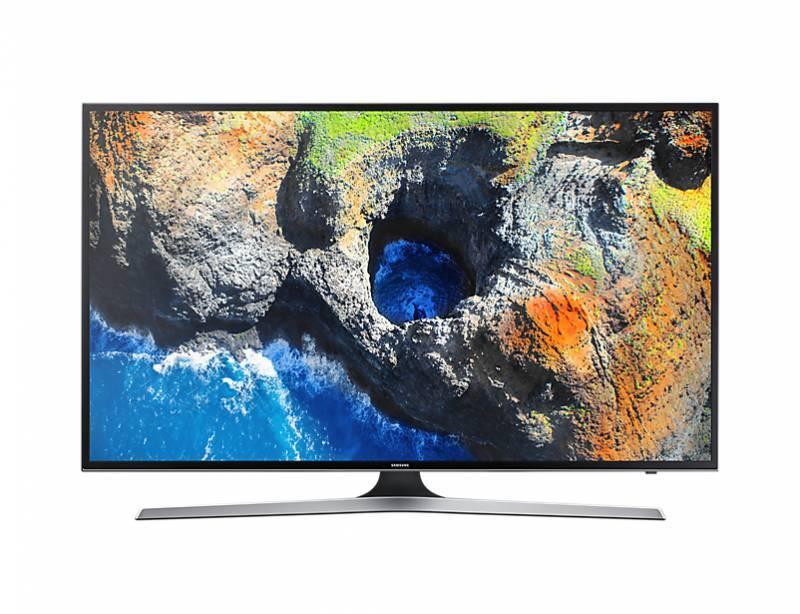 """Телевизор LED 65"""" Samsung UE65MU6100UXRU черный - фото 1"""