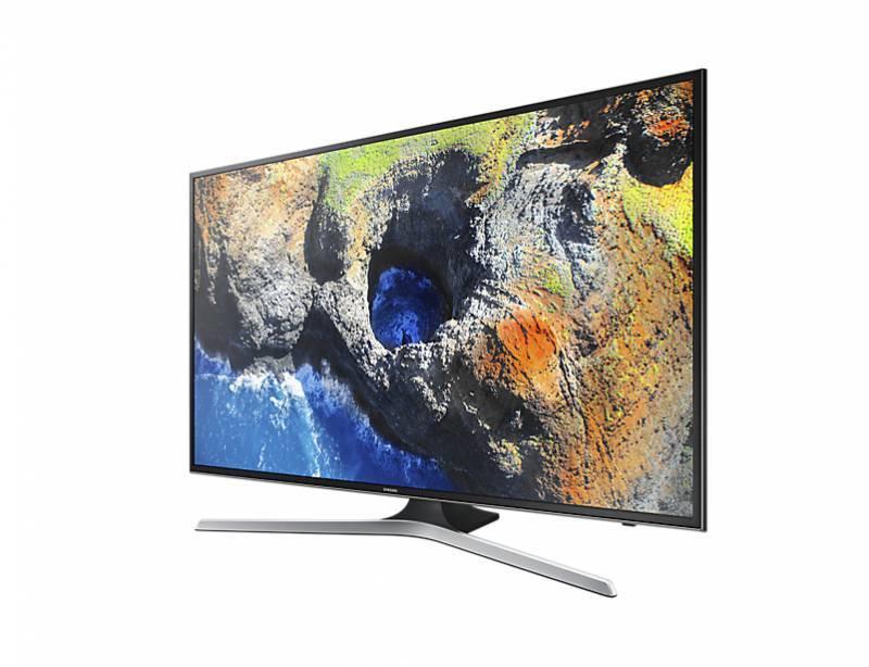 """Телевизор LED 65"""" Samsung UE65MU6100UXRU черный - фото 2"""