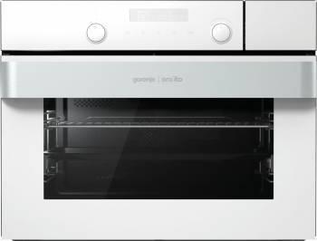 Духовой шкаф электрический Gorenje BCS547ORAW белый