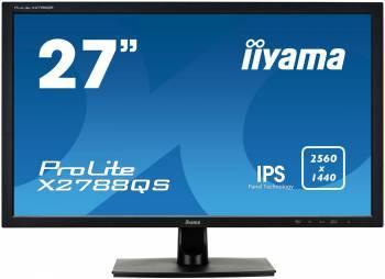 Монитор 27 Iiyama X2788QS-B1 черный