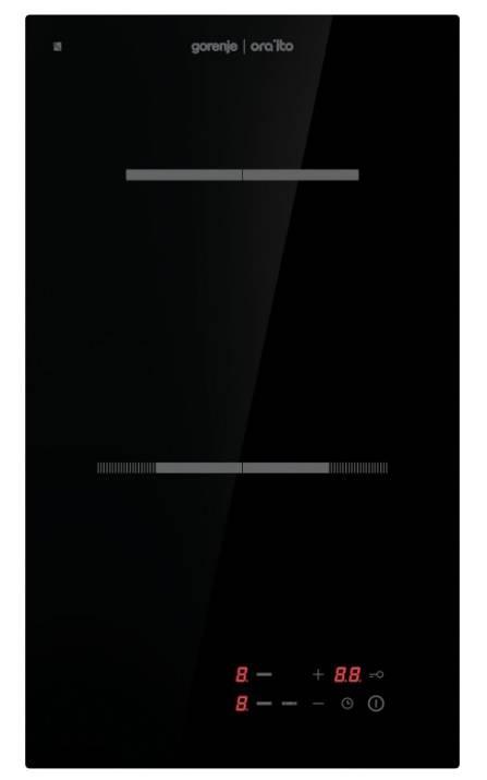 Варочная поверхность Gorenje Ora-Ito ECT330ORAB черный - фото 1