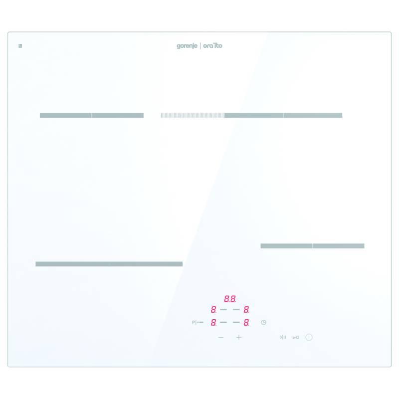 Варочная поверхность Gorenje Ora-Ito ECT693ORAW белый - фото 1