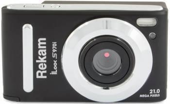 Фотоаппарат Rekam iLook S970i черный (1108005140)