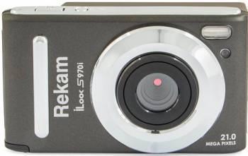 Фотоаппарат Rekam iLook S970i темно-серый (1108005141)