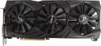 Видеокарта Asus Radeon RX 580 8192 МБ (ROG-STRIX-RX580-T8G-GAMING)
