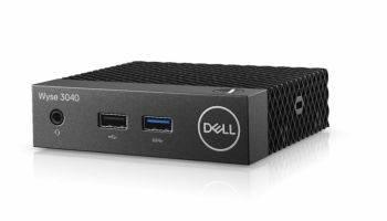 Тонкий клиент Dell Wyse Thin 3040 черный (210-ALEK)