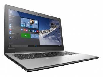 Ноутбук Lenovo IdeaPad 310-15IAP, процессор Intel Pentium N4200, оперативная память 4Gb, жесткий диск 500Gb, привод DVD-RW, видеокарта Intel HD Graphics 505, диагональ 15.6, 1920x1080, Free DOS, серебристый (80TT00B8RK)