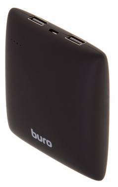 Мобильный аккумулятор BURO RA-7500PL-BK Pillow черный