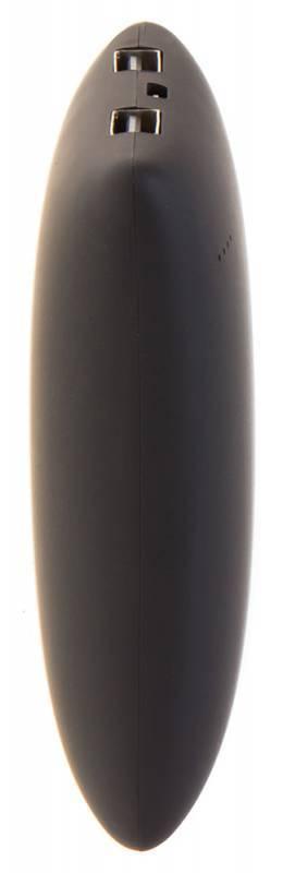 Мобильный аккумулятор BURO RA-7500PL-BK Pillow черный (RA-7500PL-BK) - фото 4