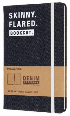 Блокнот Moleskine Limited Edition DENIM NOTEBOOKS Large (LCDNQP060S)